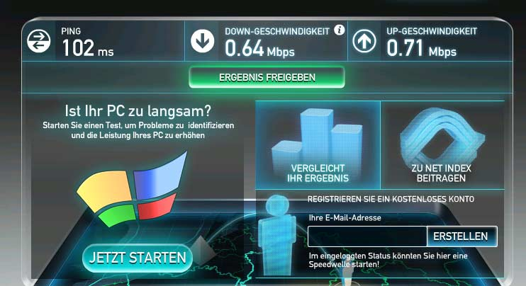 otelo-speedtest